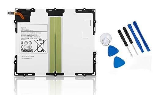 ASKC 7300mAh EB-BT585ABE Laptop Tablet Akku für Samsung Galaxy Tab A 10.1 2016 SM-T580 SM-T585 SM-P580 P585 P585M SM-T585C SM-T587 SM-T587P Series EB-BT585ABA 3.8V 27.74Wh with Tools