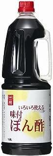 内堀醸造 いろいろ使える味付けぽん酢 1.8L