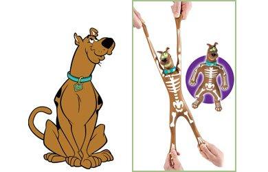 Character Options - Figura de acción Scooby-Doo (1906)