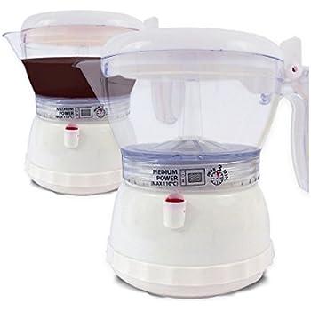 Cafetera microondas individual taza cafe en 3 minutos en microondas NOVEDAD: Amazon.es: Hogar