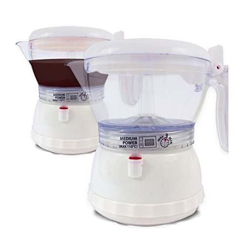Cafetera microondas individual taza cafe en 3 minutos en