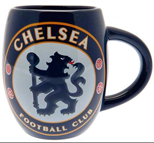 Offizielles Chelsea FC seit Becher Offizielles Fußball Sport Wappen Verpackt