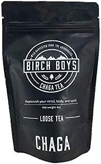 Ground Chaga Mushroom (4oz) Loose Tea Supplement