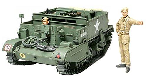 タミヤ 1/48 ミリタリーミニチュアシリーズ No.16 イギリス陸軍 ブレンガンキャリヤー Mk.II プラモデル 32516