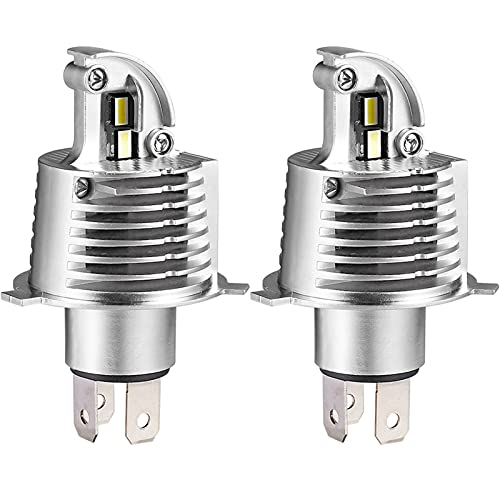 Parte automática de Oscaro Tesla encendedor 1pair LED FIGURO LIGHT Bombilla LED CARA DE CARA 60W 12000LM H4 HI / LO H7 H11 9005 HB3 9006 HB4 6000K H4 Tesla encendedor ( Socket Type : 9006/HB4 )