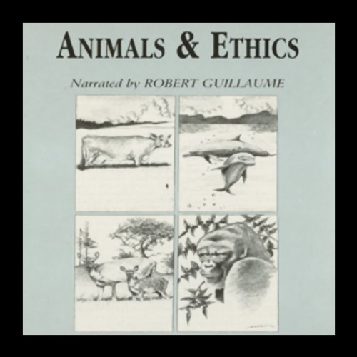 Animals and Ethics audiobook cover art