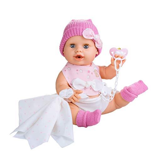 Berjuan - Baby SUSU Rosa peluche e bambole, assortimento: modelli/colori casuali, multicolore (6000)