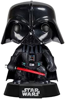 Funko Bobblehead - Figura de Darth Vader, Estándar, Negro
