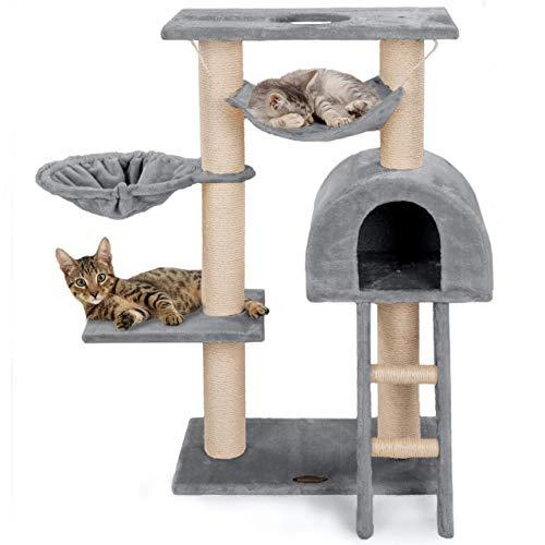 Kratzbaum Happypet CAT018-2 mittelhoch