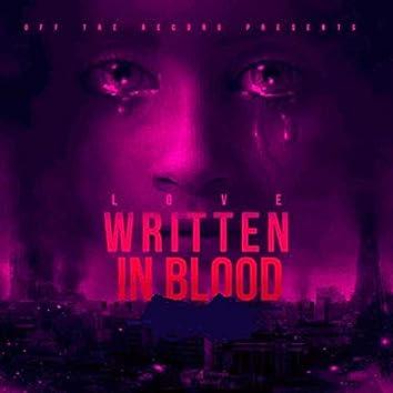 Love Written in Blood