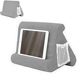 Tablet Stands Laptop Tablet Stand Holder Multi-Angle Tablet Holder Pillow Lap Stand Triangular Pillow Tablet Stands for Bo...