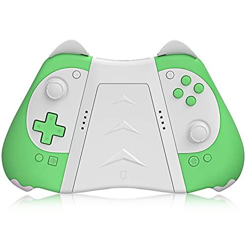 Mandos Switch para Consola Switch/Switch Lite, KINGEAR Mando para Switch Videojuegos, Encantador...