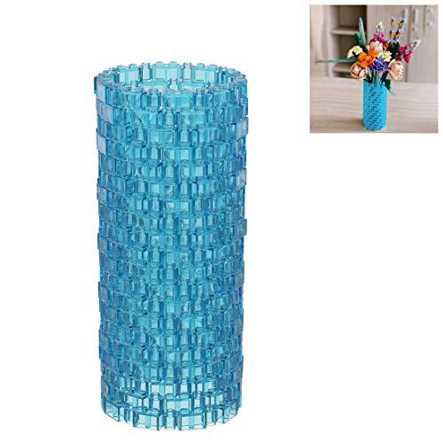 KEAYO Juego de jarrones de piedra para ramo Lego 10280, jarrón personalizado para Lego 10280 Flower Bouquet (sin juego de Lego)