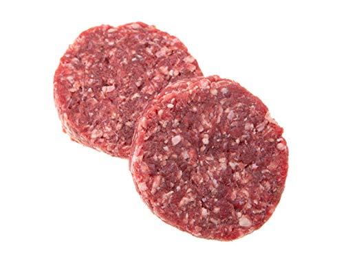 Kreutzers | US Beef Burger Patties | vorgefroren, ohne Geschmacksverstärker und Zusatzstoffe | 2x ca. 200g