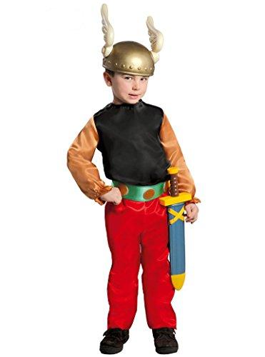Disfraz de Galo Asterix (Talla 4-6 años)