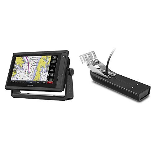 Buy Garmin GPSMAP 942xs, ClearVu and Traditional Chirp Sonar with Mapping, 9, 010-01739-03 Bundle w...