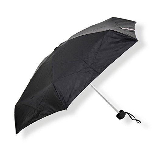 Trek Umbrella, Telescopic, Small, Black