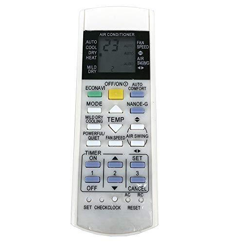 IOUVS (10pcs / Lot A75C3300 rimontaggio for Panasonic condizionatore d'Aria Telecomando A75C3208 A75C3706 A75C3708 Fernbedienung