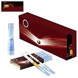 MKXULO 96 Stück DIY Zigarettenfilter Aromatische Kapseln Aromakarte Card für Alle...