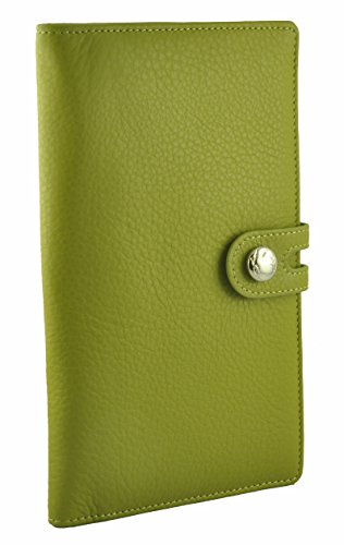 FANCIL Fancil , Unisex Scheckbuchhülle Grün grün