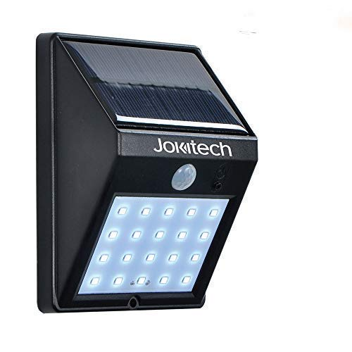 Auraglow Super Bright Indoor//Outdoor IP44 up ou Down Wall Light-Noir