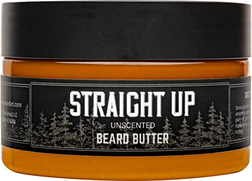 Live Bearded: Beard Butter - Straight Up - Leave...