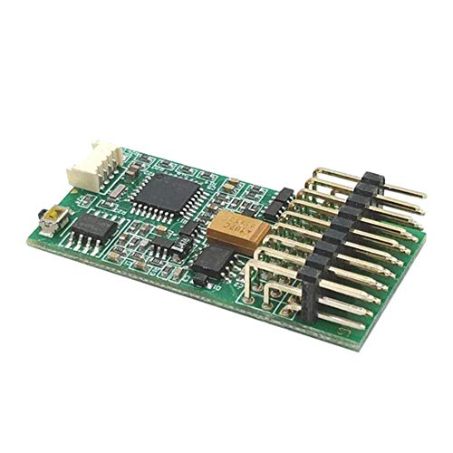 DasMikro Soundmodul TBS Mini Programmierbare Motor Sound Unit Und Light Control Unit Upgrade