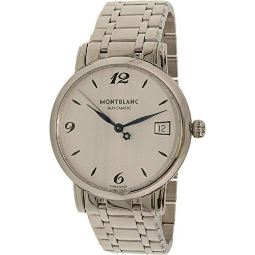 Montblanc Star Clasique Reloj de mujer automático 34mm correa de acero 111591