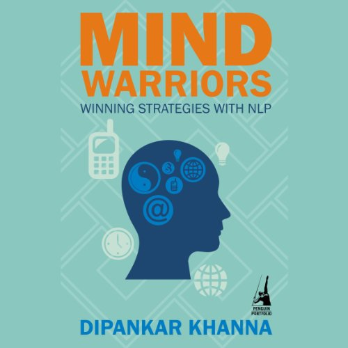 Mind Warriors audiobook cover art