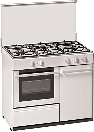 BOMPANI - Cuisinieres tout gaz TRIOMPH TMB 2940 W -