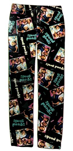 Golden Girls Men's Graphic Sleep Lounge Pants