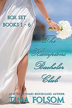 The Hamptons Bachelor Club (Books 1 - 6) by [Tina Folsom]