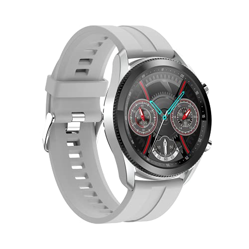 Reloj inteligente L61, IP67, resistente al agua, con pantalla HD de 1.3 pulgadas, contador de calorías, podómetro, pulsera deportiva Bluetooth para niños y adultos