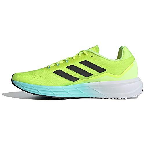 adidas SL20.2 M, Zapatillas de Running Hombre, Amasol/NEGBÁS/AGUCLA, 43 1/3 EU