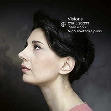 Cyril Scott: Visions