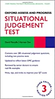 Situational Judgement Test (Oxford Assess and Progress)
