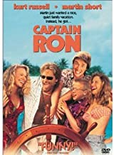 Captain Ron (1992) Kurt Russell (Actor), Martin Short (Actor) | Rated: PG-13 | Format: DVD