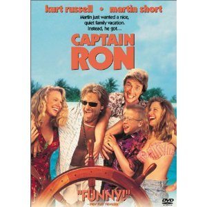 Captain Ron (1992) Kurt Russell (Actor), Martin Short (Actor)   Rated: PG-13   Format: DVD