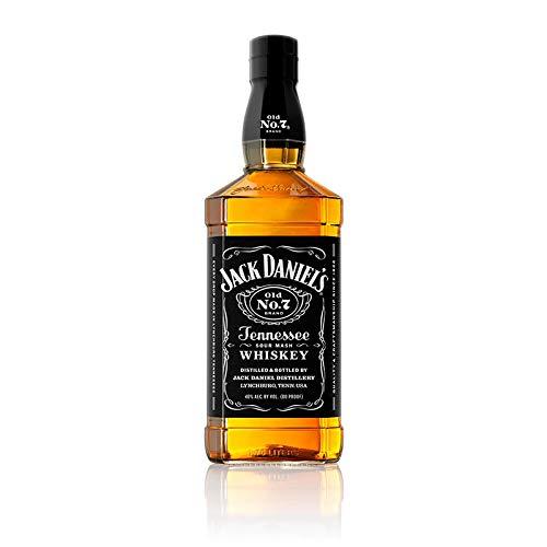 Jack Daniel's Old No.7 Tennessee Whiskey - 40% Vol. (1 x 1.75 l) / Durch Holzkohle gefiltert. Tropfen für Tropfen