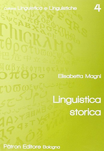 Linguistica storica