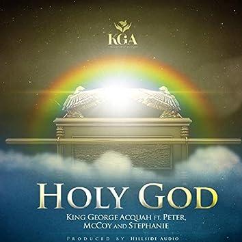 Holy God (feat. Peter Odei, McCoy Wilson & Stephanie Dadzie)