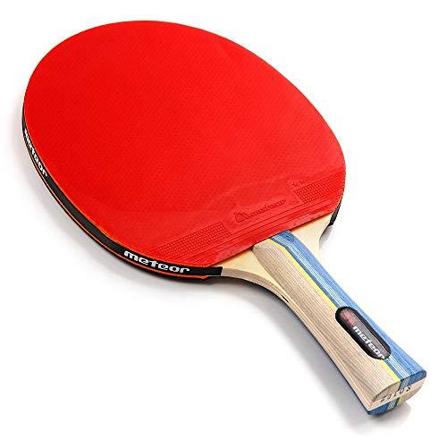 Pala Tenis de Mesa Ideal para Principiantes y avanzados - la Raqueta de Tenis de Mesa para niños y Adultos - Raqueta Mesa Ping Pong para Entrenamiento y Partidos (2 Estrellas)