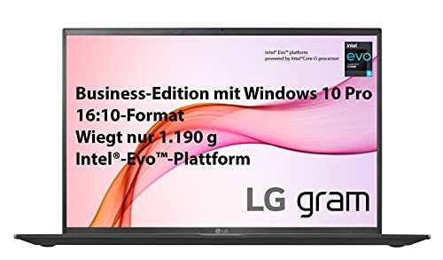LG gram 16Z90P-G - 40.6 cm (16