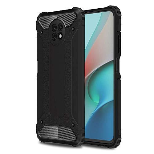 Tech-Protect Xarmor Hülle - Hülle | Kompatibel mit Xiaomi Redmi Note 9T 5G | Schwarz