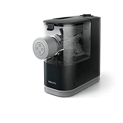 Philips Kitchen Appliances Philips Compact Pasta Maker, Viva Collection, Black, Small