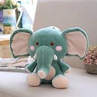 クリエイティブ象ぬいぐるみベビー象の人形かわいい抱擁象睡眠枕誕生日プレゼントの人形ガール枕ホームギフト人気のぬいぐるみ