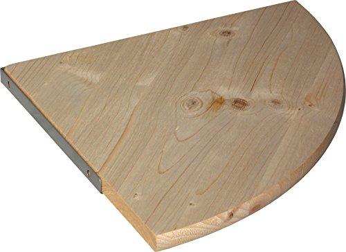 IB-Style - Holzboden | 2 Abmessungen | 3 Dekore | Stärke 18 mm | Regalsystem Wandregal Eckregal |...