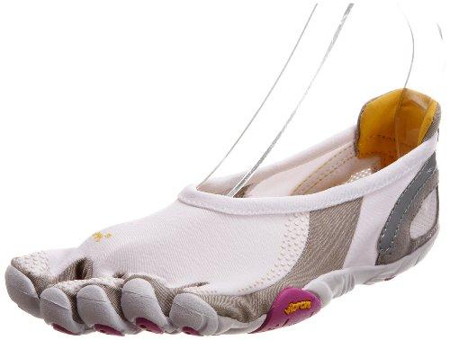 FiveFingers Jaya, Chaussures Fitness Femmes - Blanc/Gris, 39 EU (6 UK)