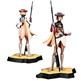 Star Wars Animated Maquette Leia in Boushh Disguise EE Exclusive 25 cm -