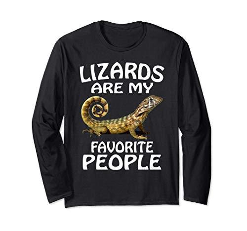 Lizards Are My Favorite People Reptile Manga Larga